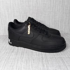 Nike Air Force One Low Equality BHM Sz 14